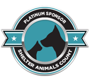 Shelter Animals Count Platinum Sponsor